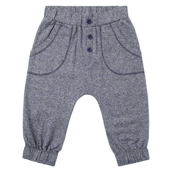 Sense Organics - LEVI - BABY SWEAT HOSE - Navy Jeans