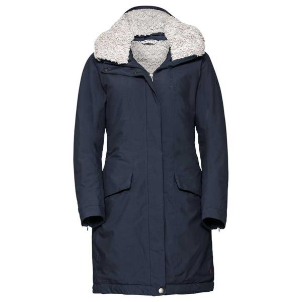 Vaude - Women's Zanskar Coat IV - Damen Wintermantel - eclipse