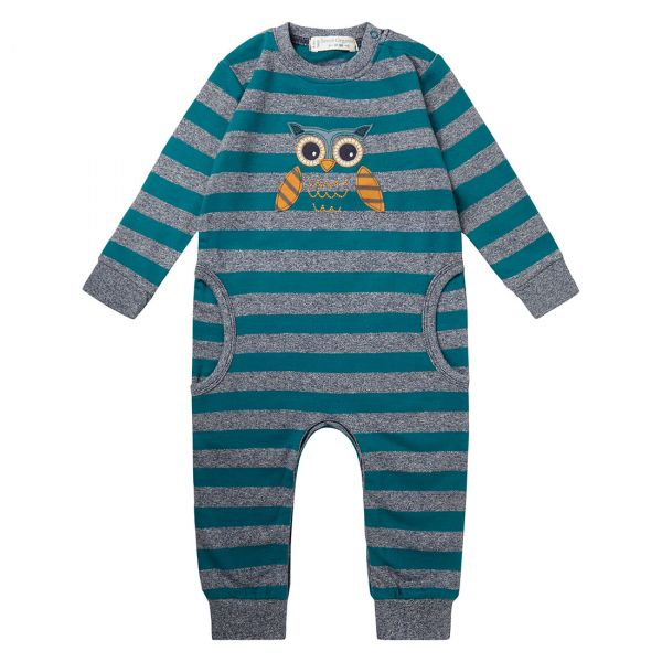 SENSE ORGANICS - STRINDBERG - BABY SWEAT OVERALL