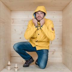 Nordische Jacken für Männer - starke Väter