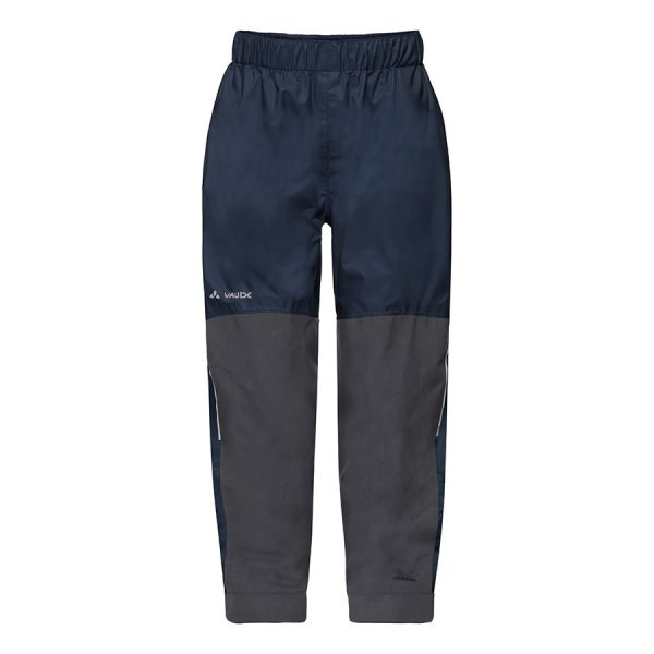 VAUDE - ESCAPE PADDED PANTS II - GEFÜTTERTE OUTDOORHOSE - MARINE