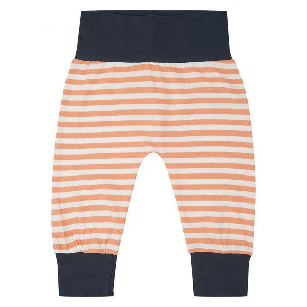 Sense Organics - SJORS Baby Hose - Navy/Grey stripes