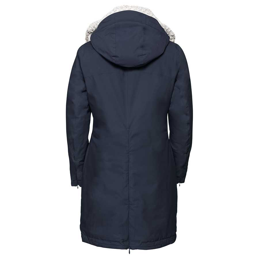 outlet store 896f6 160cd Vaude - Women's Zanskar Coat IV - Damen Wintermantel - eclipse
