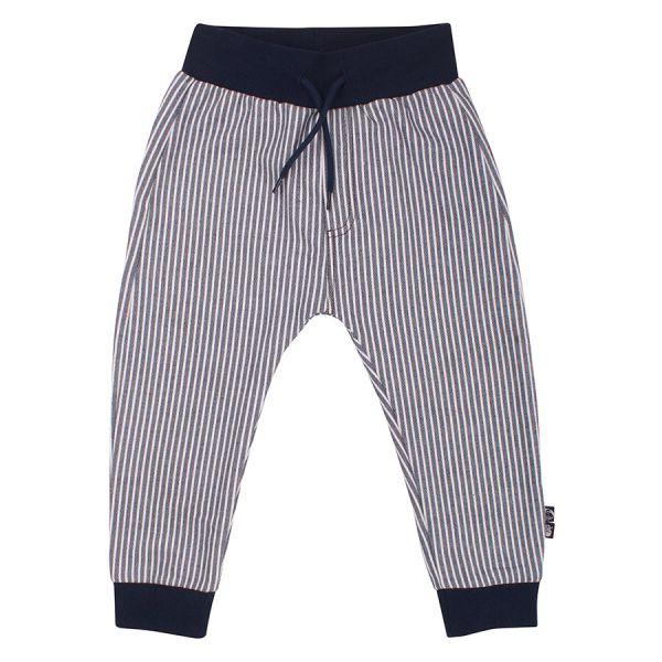 Danefae - Hotpot Pants - Streifen Baggy Pants