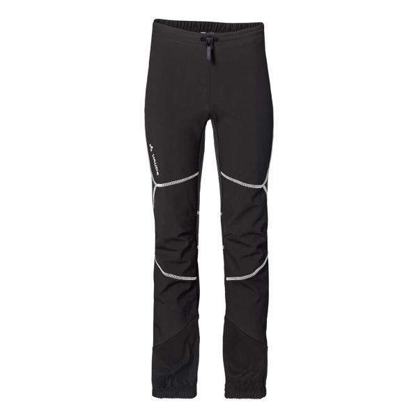 Vaude - Performance Pants - Kinder Softshellhose - black