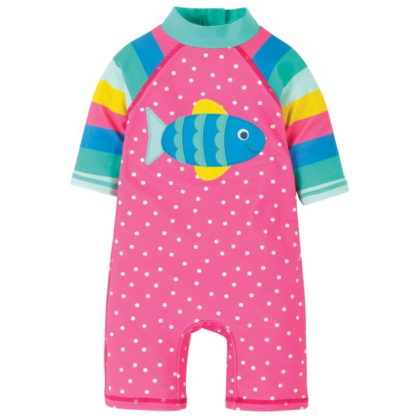 Frugi - Little Sun Safe Suit - UV Schutz Overall