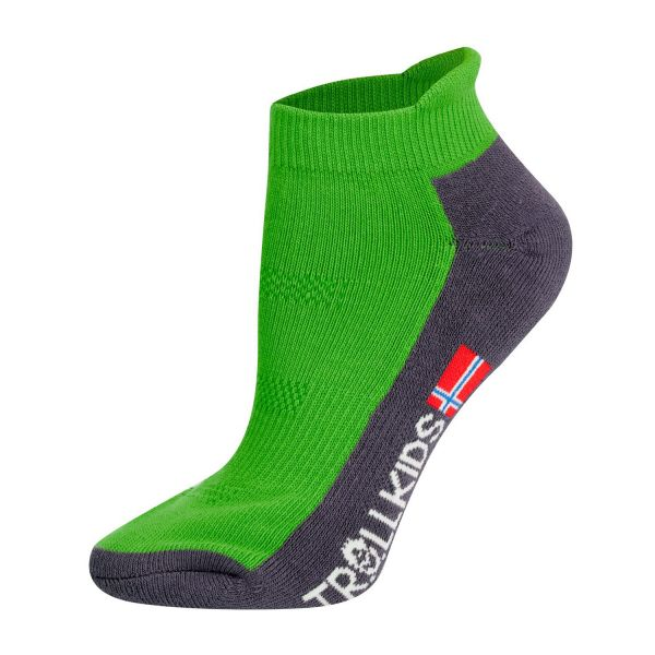 TROLLKLIDS - KIDS HIKING LOW CUT SOCKS II - WANDERSOCKEN