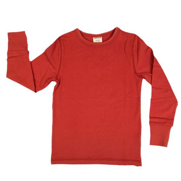 Maxomorra - Top LS - Bio Langarm Shirt