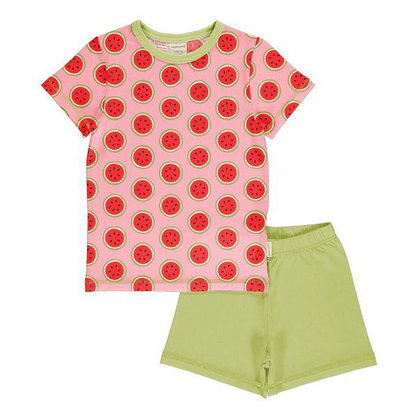 MAXOMORRA - Pyjama Set SS - Schlafanzug kurz