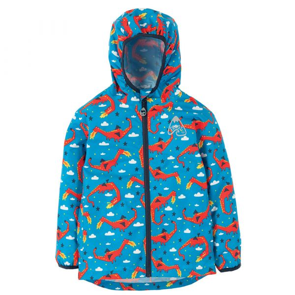 FRUGI - RAIN OR SHINE - REGENJACKE - DRAGON DREAMS