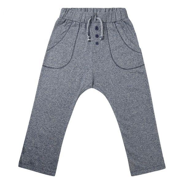 Sense Organics - TIM - SWEAT HOSE - Navy Jeans