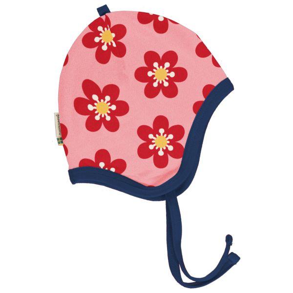 Maxomorra - Hat Helmet - Bio Babymütze