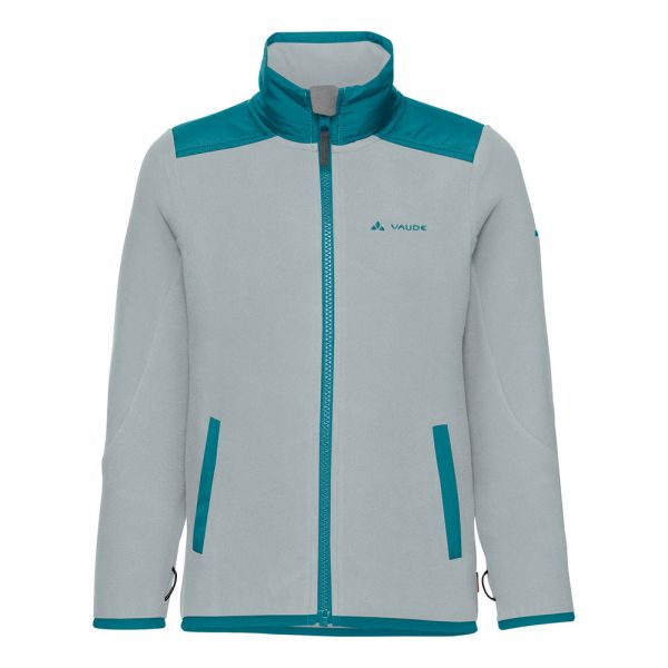 VAUDE - KIDS RACOON FLEECE JACKET - ZIP IN INNENJACKE - BLUE