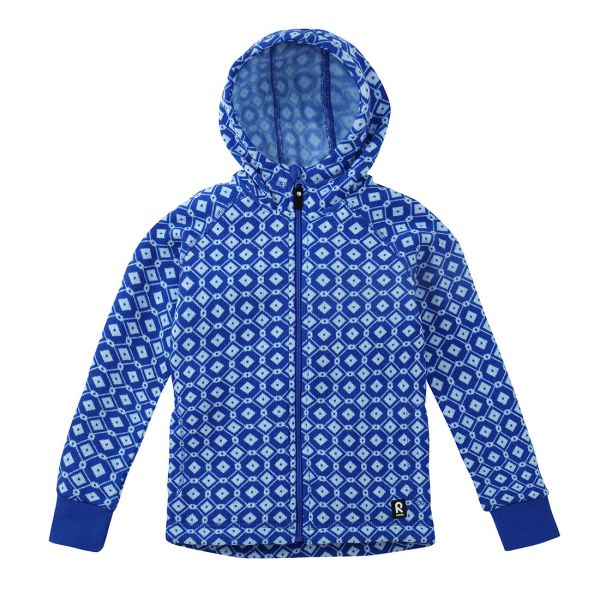 Reima - Northern - Fleece Sweatjacke - Brave blue