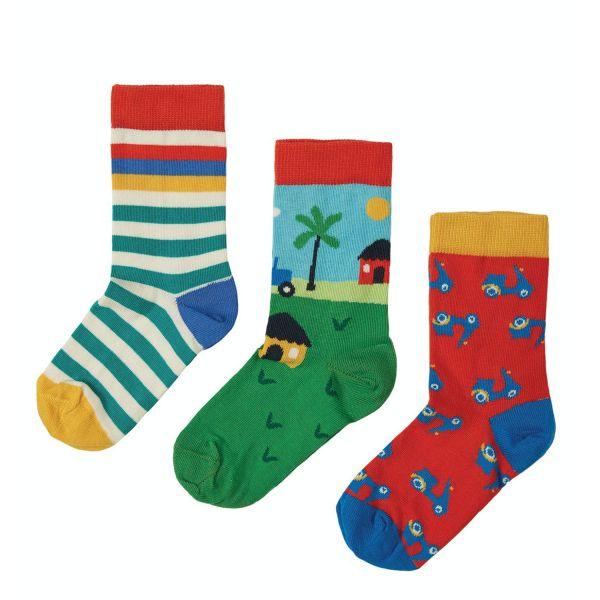 Rock My Socks - Dreierpack