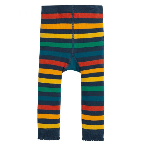 FRUGI - LITTLE KNITTED LEGGINGS - BABY LEGGINGS
