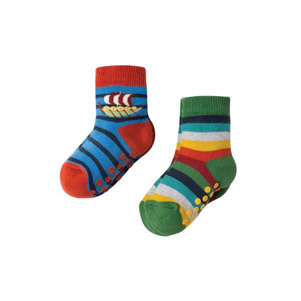 Grippy Socks 2 Pack - Stoppersocken