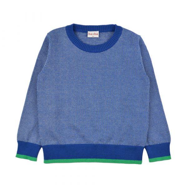 BABA - Pullover boys - Langarmshirt - Tricolor
