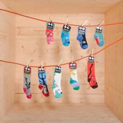 Socken, Strümpfe Leggings und Strupfhosem von Ubang und Frugi