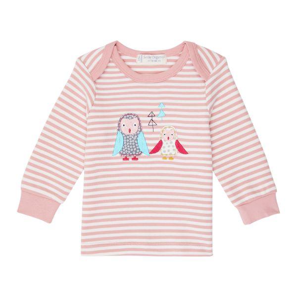 Sense Organics - TIMBER RETRO Baby Langarmshirt
