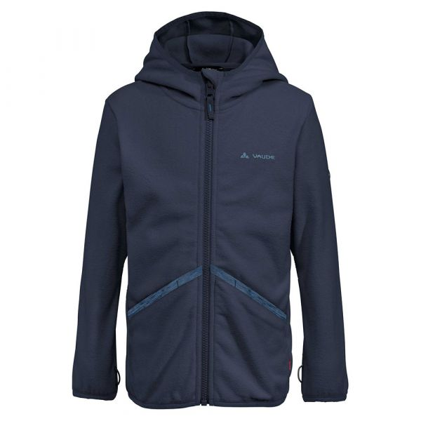 VAUDE - KIDS PULEX HOODED JACKET - KINDER FLEECEJACKE