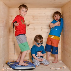 T Shirts - Kurzarm Oberteile für Jungs