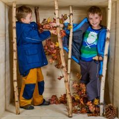 Zin In Kobinationen - Doppeljacken für Jungs