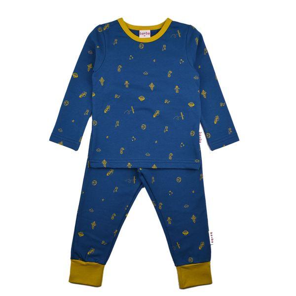 BABA - Pyjama Kids - Langarm Schlafanzug