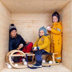 Winterbekleidung für Mädchen