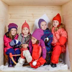 Handschuhe für Kinder von finkid, Vaude und Elkline