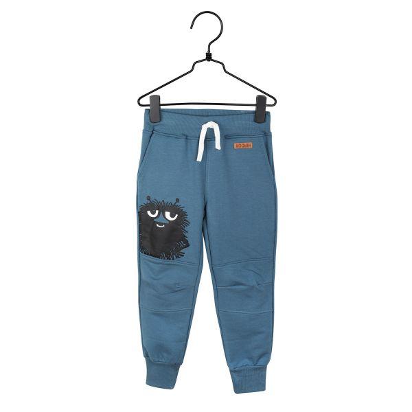 MARTINEX - MOOMIN PANTS - WEICHE JOGG HOSE - BLUE