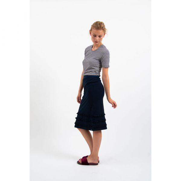 Danefae - ORGANIC - Scoop Neck Tee - Damen Kurzarmshirt