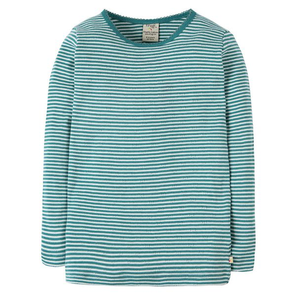 FRUGI - MIA POINTELLE TOP - BASIC LANGARMSHIRT