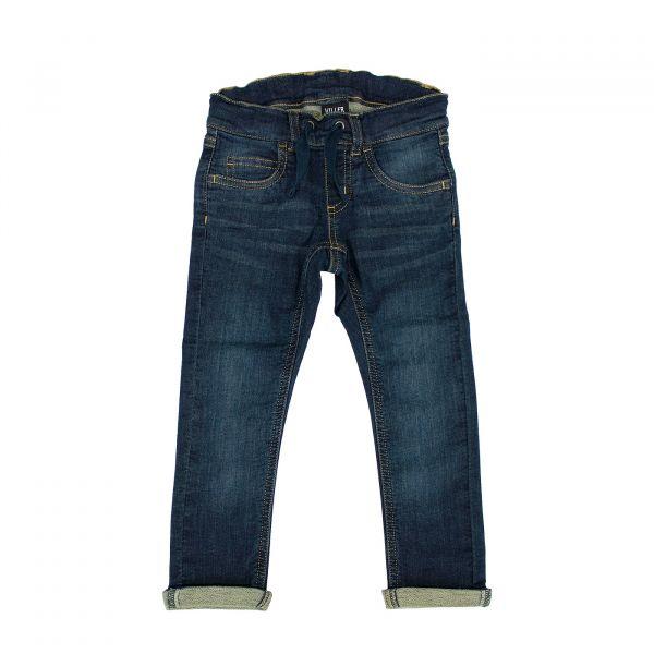VILLERVALLA - SWEAT SLIM PANTS - SCHMAL GESCHNITTENE SWEAT JEANS