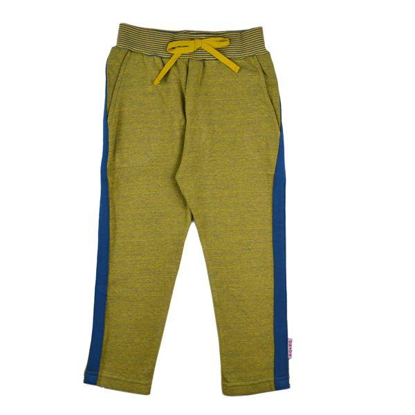 BABA - Stripe pant - Bequeme Sweathose mit Seitenstreifen