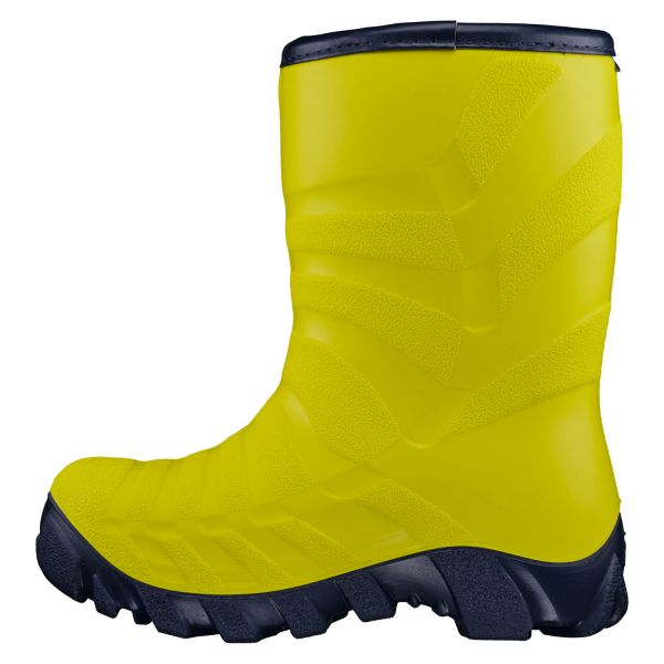 VIKING - ULTRA 2.0 - KINDER WINTERSTIEFEL - LIME/NAVY
