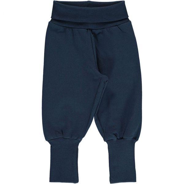 MAXOMORRA - Pants Rib - Krempelhose