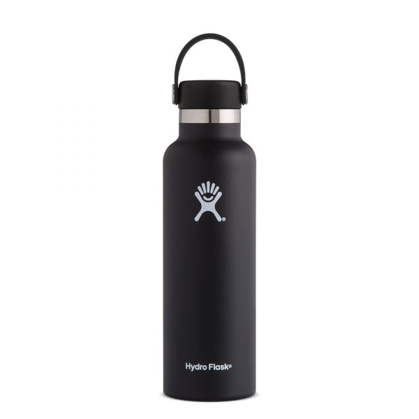 HYDRO FLASK- Standard Mouth - Isolierte Trinkflasche - 621 ml
