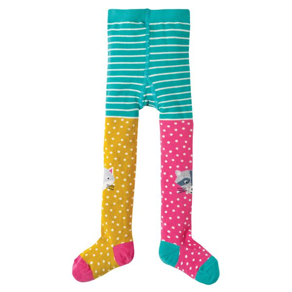 Fun Knee Tights - Strumpfhose - Hotchpotch/Character Knees