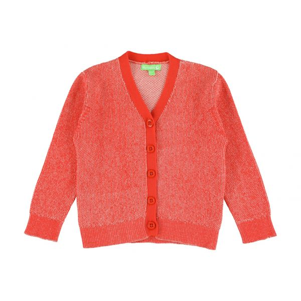 LILY BALOU - ARMAND CARDIGAN - STRICKJACKE - GRENADINE