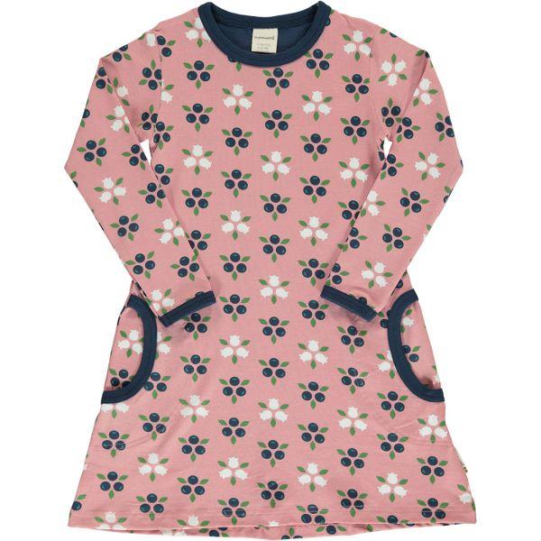 Maxomorra - Dress LS - Bio Kleid Langarm